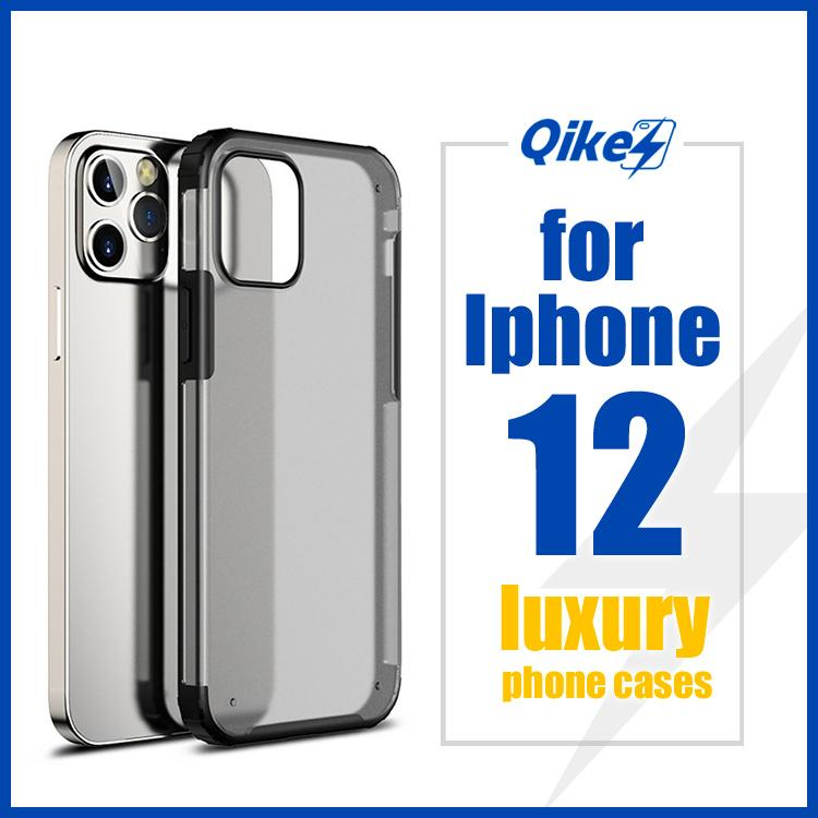 "Para iPhone 12 Case 12 Pro Case 6.1 ""(2020 Liberação) UB Estilo Premium Hybrid Protective Bumper Case Limpar Capa Volta Caso"