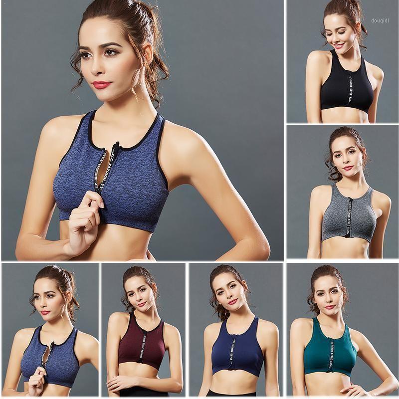 6 цветов женщина беспроводной спортивный бюстгальтер урожай спорта лучшие женские фитнес топы женщины носить для тренажерный зал женские женские бюстгальтеры активная одежда1