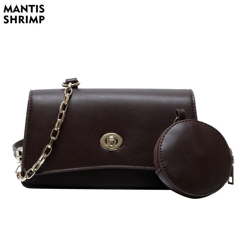 Mulheres Sacos Designer Bolsas De Moda Bolsa De Ombro Para Senhoras Qualidade Sólida Cor Crossbody Bags Messenger Bag Chains Baguette