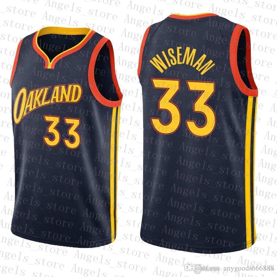 NCAA James 33 Wiseman Golden State
