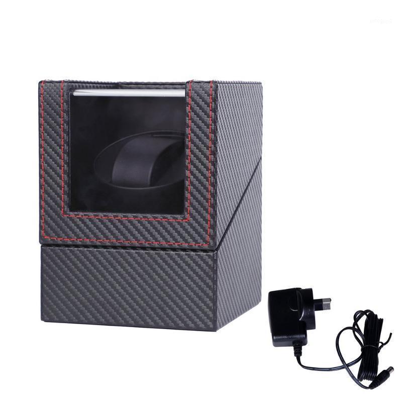 AB / ABD / İNGILTERE / AU Motor Çalkalayıcı İzle Kılıfları Sarıcı Tutucu Ekran Otomatik Mekanik Sarma Kutusu Takı Saatler Kutusu1