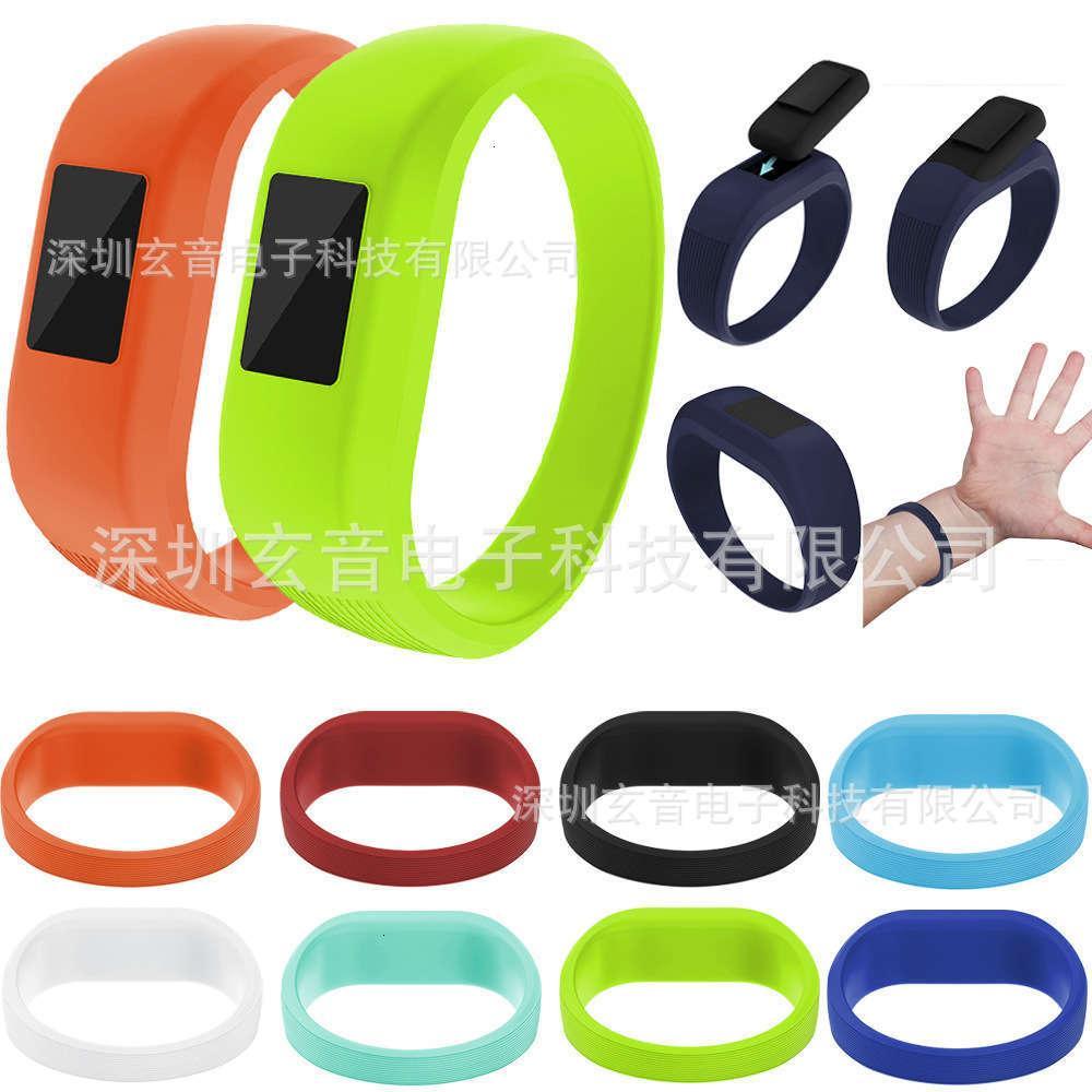 Convient à Garmin Vivofit JR Strap Silicone JR2 Bracelet Enfants Sports BR