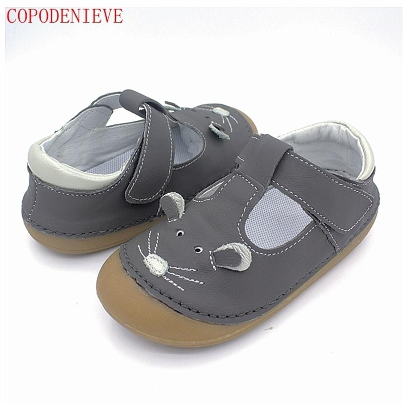 Copodenieve Bambini Casual Girl of Recreational Shoe Toddler Boys Scarpe The Spring Autunno Attraumo e Y201028