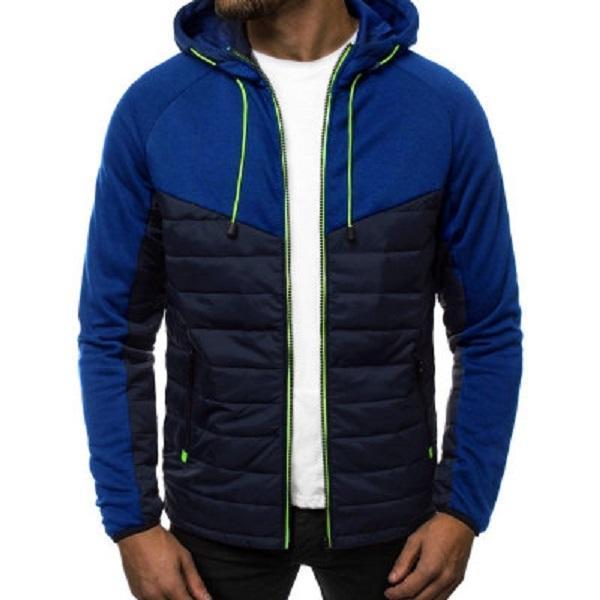 Nouvelle mode d'automne Mens Homme Casual Sweats à capuche Slim Slim Couleur Solide Couleur O-Cou Sweat Sweat-shirt Mens Hoodiecplus Taille 3XL