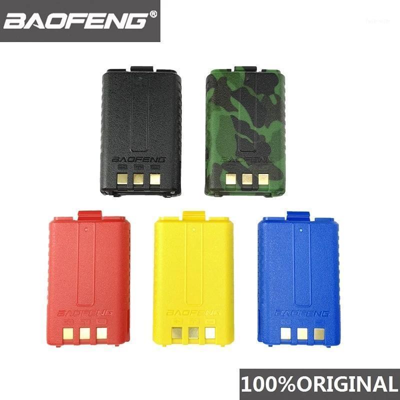 Baofeng UV-5R Original Walkie Talkie بطارية ليثيوم أيون 1PC BL-5 1800mAh لحم الخنزير raduv 5r uv-5r uv5r اتجاهين cb راديو الملحقات 1