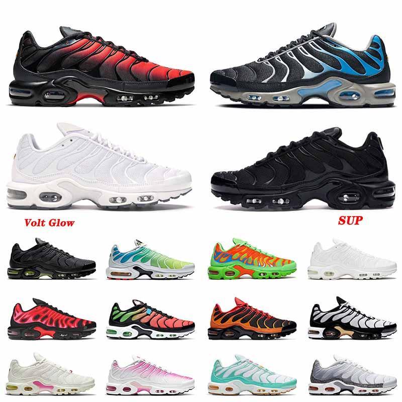 off white air vapormax plus tn flyknit 2020 Recién llegado TAMAÑO GRANDE 13 Hombres Zapatos para correr Zapatillas deportivas Oro metálico Mujeres Zapatillas de deporte aire libre