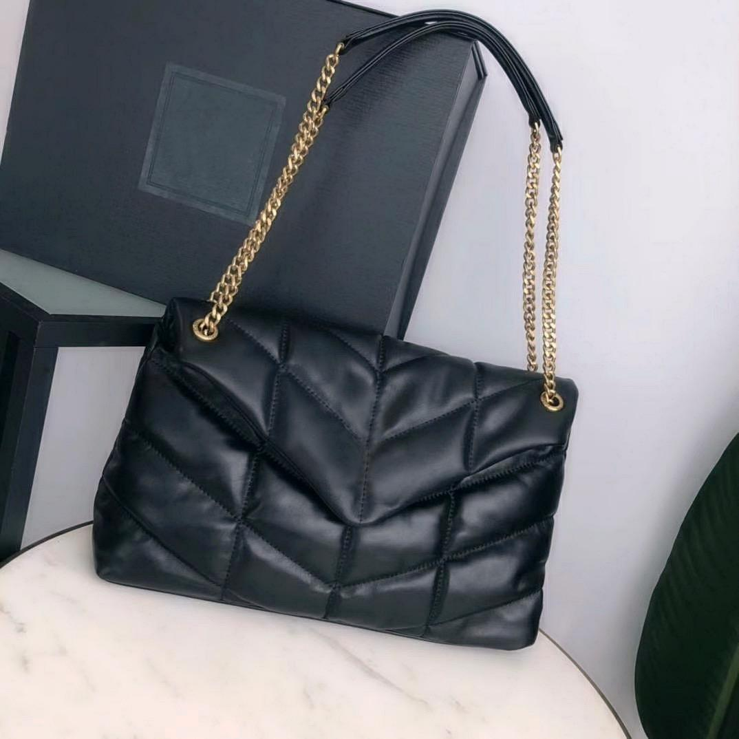 Borsa a tracolla della catena della borsa della borsa della catena della catena della catena della catena della catena di cuoio dell'ingrosso per le donne Borse di modo della borsa della catena della borsa della borsa della borsa della borsa della borsa