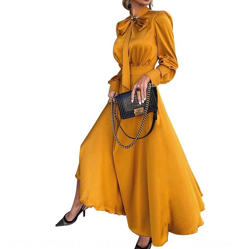 OJFT 2019 mulheres senhoras vestido de fenda vestido longo maxi saia verão praia boho sol kaftan novo