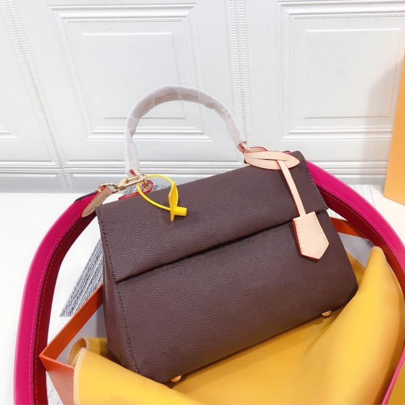 Moda feminina bolsas de lona ocasional de alta qualidade senhora bolsa bolsa clássico design cor correspondência de ombro saco de senhoras