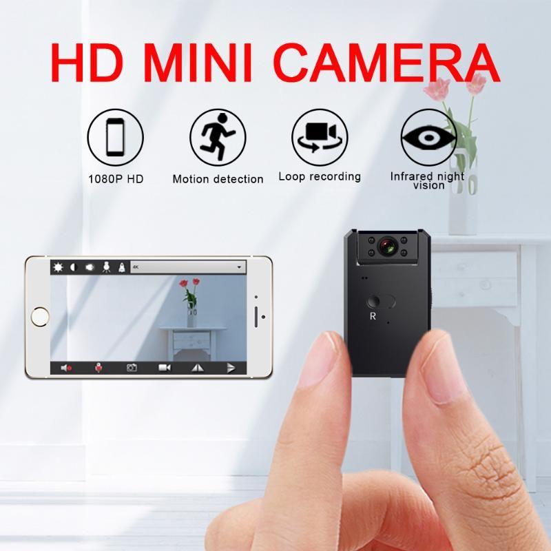미니 카메라 1080P 카메라 BodyCamera 마이크로 캠코더 DV DVR 레코더 비디오 음성 녹음 장치 작은