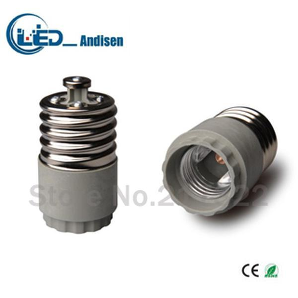 E40 To E27 Adapter Conversion Socket High Quality Material Fireproof Material E12 Socket Adapter Lamp Holder