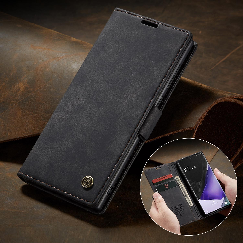 Кожаный кошелек Case Cover для Samsung Galaxy Note 20 Ultra Note 10 S10 Plus Lite A81 A91 M60S M80S Pocket Card Card Card Holoter