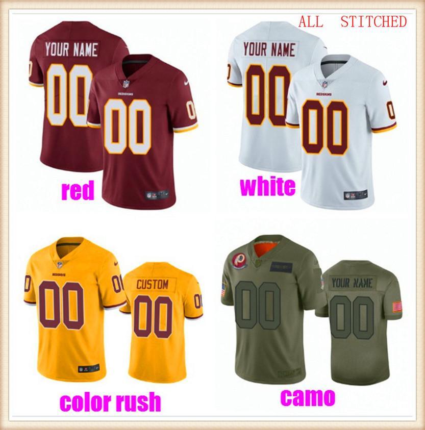 Пользовательские мужские женские молодежные американские футбольные трикотажные изделия Спорт NFC AFC команды аутентичные фанаты пара неприкасаемого 2021 Джерси черновик 4XL 5XL 6XL