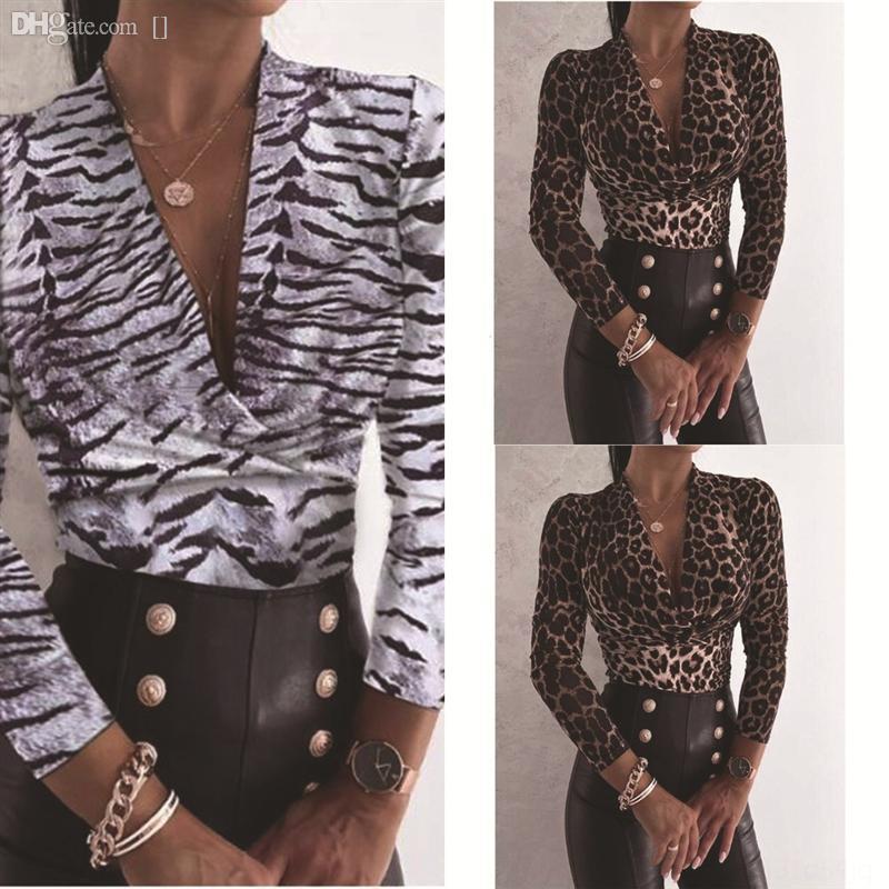ZHQ9W mulheres senhoras sleeseless colete borboleta leopard impressão v-pescoço t-shirt solto verão tops senhora sexy sexy shirt verifique as meninas blusa