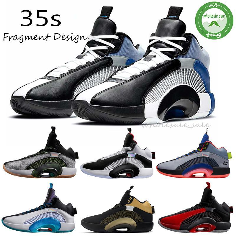 35 Yerçekimi Savaşçı 35'lerin Of Yeni Jumpman XXXV 35 Sisterhood Merkezi Parçası Tasarım Sepya Taş Morpho Bayou Erkek Erkek Basketbol Ayakkabıları