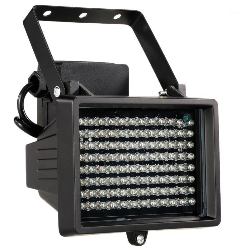 96 LED IR Illuminator Light CCTV 60M IR infrarrojo Visión nocturna Iluminación auxiliar para la cámara de vigilancia al aire libre impermeable1