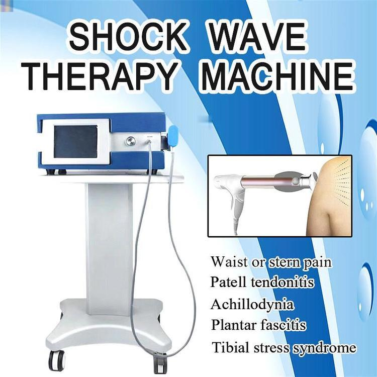 Gainswave Physiotherapy Stoßwellen Maschine Physiotherapieausrüstungen Akupunktur Tens Tens Therapy Machine Protable Shockwave
