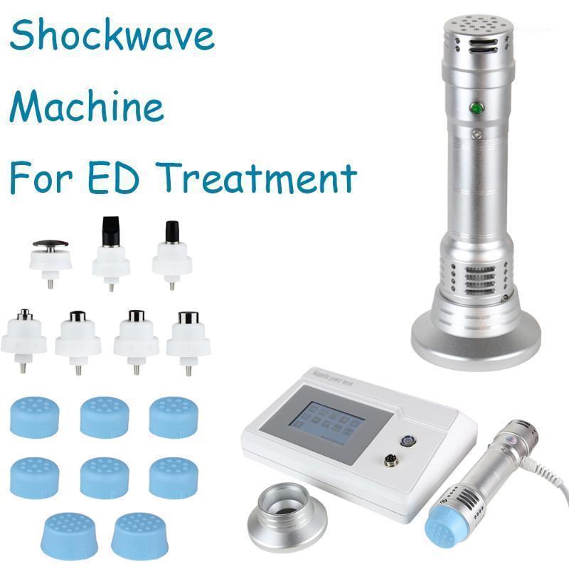 Máquina de la terapia de onda de choque Masajeador de alivio del dolor Cuerpo relajarse Máxica Máquina de tratamiento Máquina de tratamiento CALIENTE CALIENTE CALIDAD 1