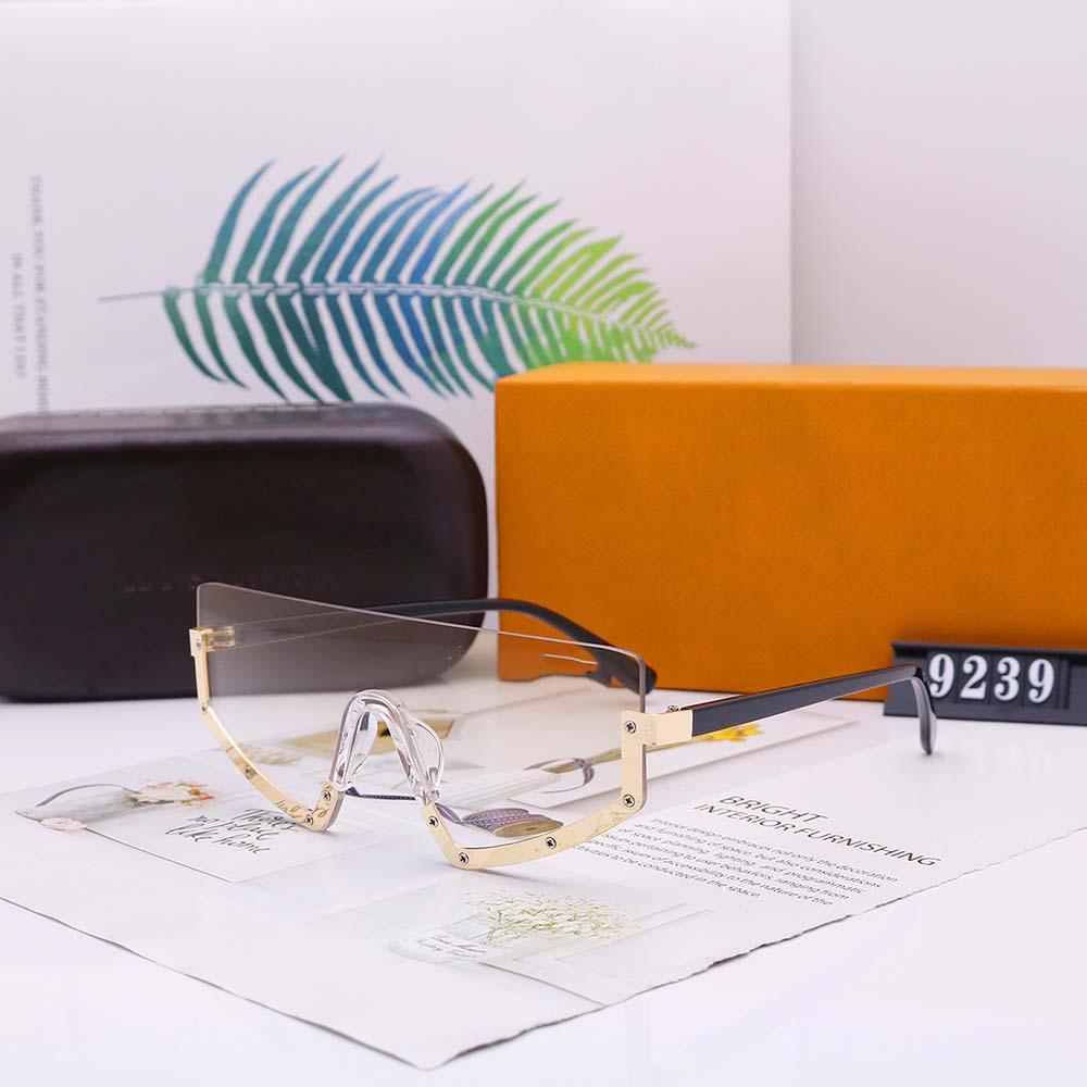 L121 Качество Womans Солнцезащитные очки Очки Солнцезащитные Очки Очки Марка Мужская M96006WN Солнце Миллионер Роскошный Дизайнер Высокий Бренд Дизайн DPGNF