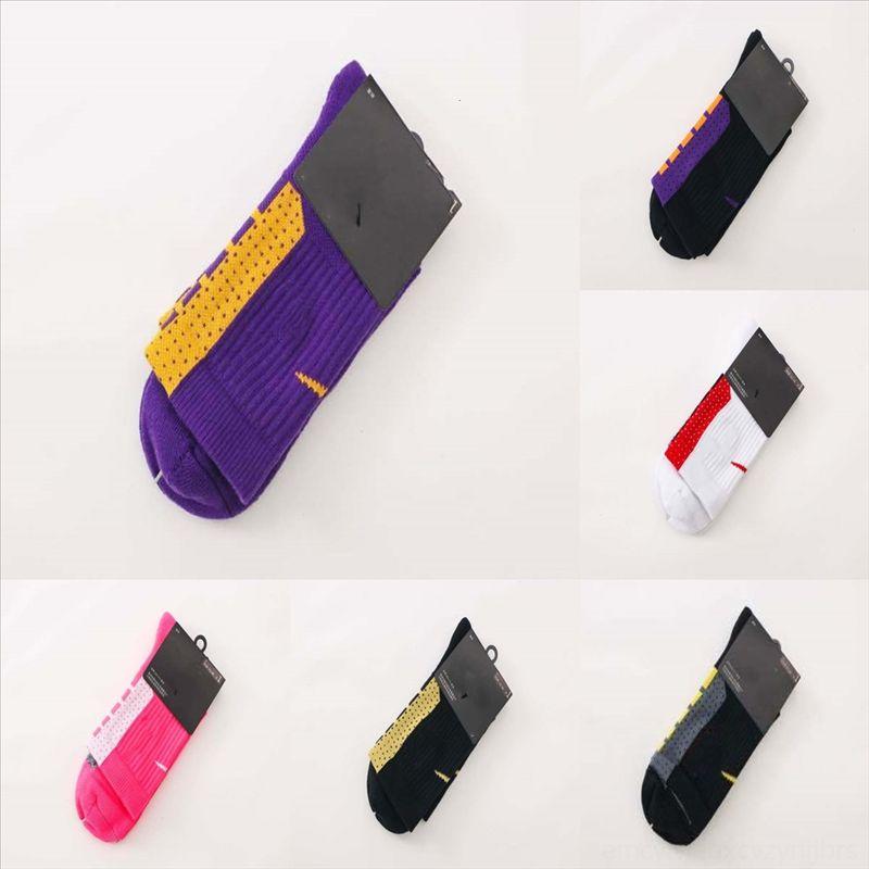 Hv2Qt Cotton Breathable Men's luxury NewlySummer Socks Toe Pure Sports Basketball Designer Five Finger rubber