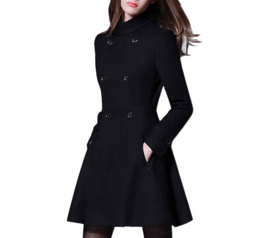 2019 Лайцинский дизайнер женские осенние пальто Abriigos Mujer Invierno зимнее пальто женское мантон Femme Hiver Casaco красное пальто
