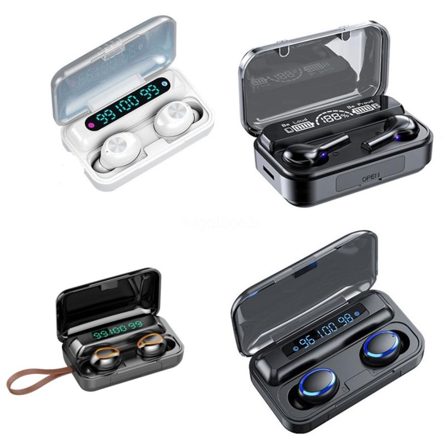 Eller serbest İş Bluetooth Kulaklık ile Mikrofon Ses Kontrol Kablosuz Bluetooth Kulaklık Kulaklık Spor Audifono ile Kutu # 914