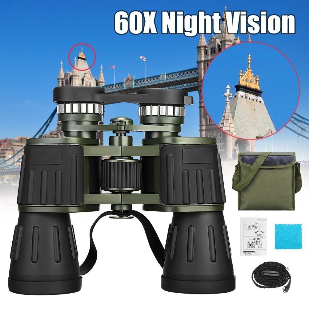 Açık Yürüyüş Gece Görüş Askeri Ordu Zumlanabilir Güçlü Dürbün Avcılık Kamp Ekipmanları için HD Survival Kit LJ201114