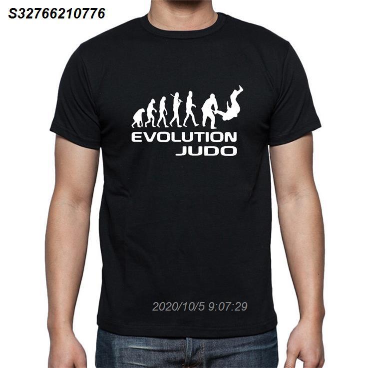 Judo Komik Yetişkin Erkekler Pamuk Kısa Kollu T Shirt Of Yeni Moda Yaz Evrim Rap O-Boyun Tees Kaliteli Boyut S-5XL 4914510