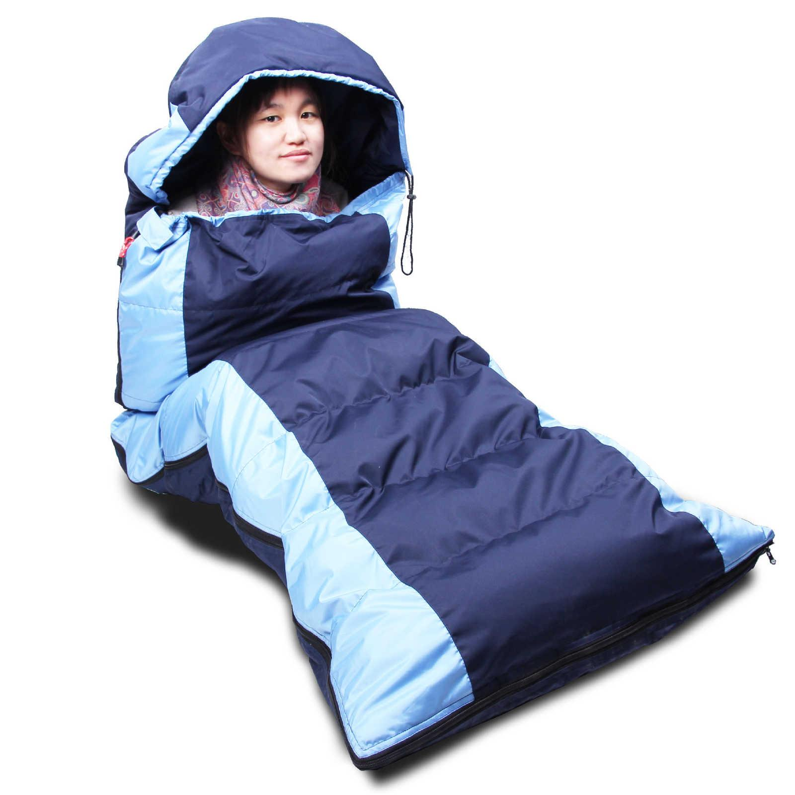 Feituo special outdoor runter camping warme erwachsene umhülle Mittagspause Schlafsack