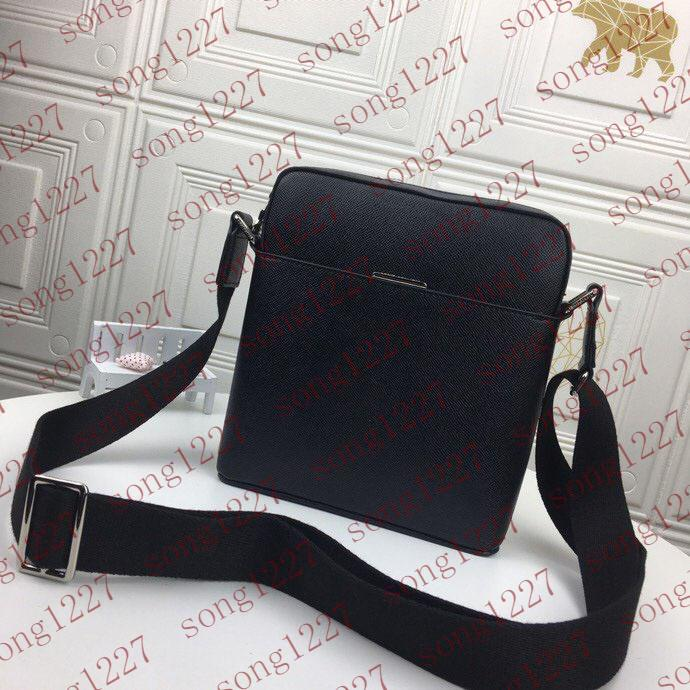 L LUSKURYS Designer Bags 431427Postman Bag Classic College Style Il materiale è molto confortevole doppia fibbia Design regolabile spallacci