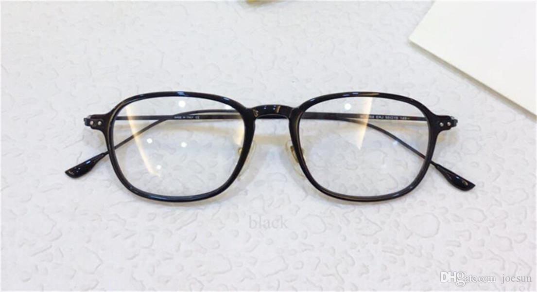 Nuovo disegno di modo di prescrizione ottica occhiali 2368 cornice quadrata stile popolare Leggero e confortevole superiore qualità di vendita HD lente trasparente