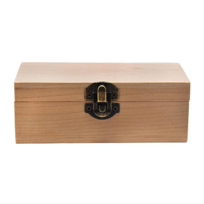 bandeja cigarro caixa de cigarro artesanal pinheiro tubo de pinho fabricante de cigarros mesa de operação pura dupla pinho placa de cobertura