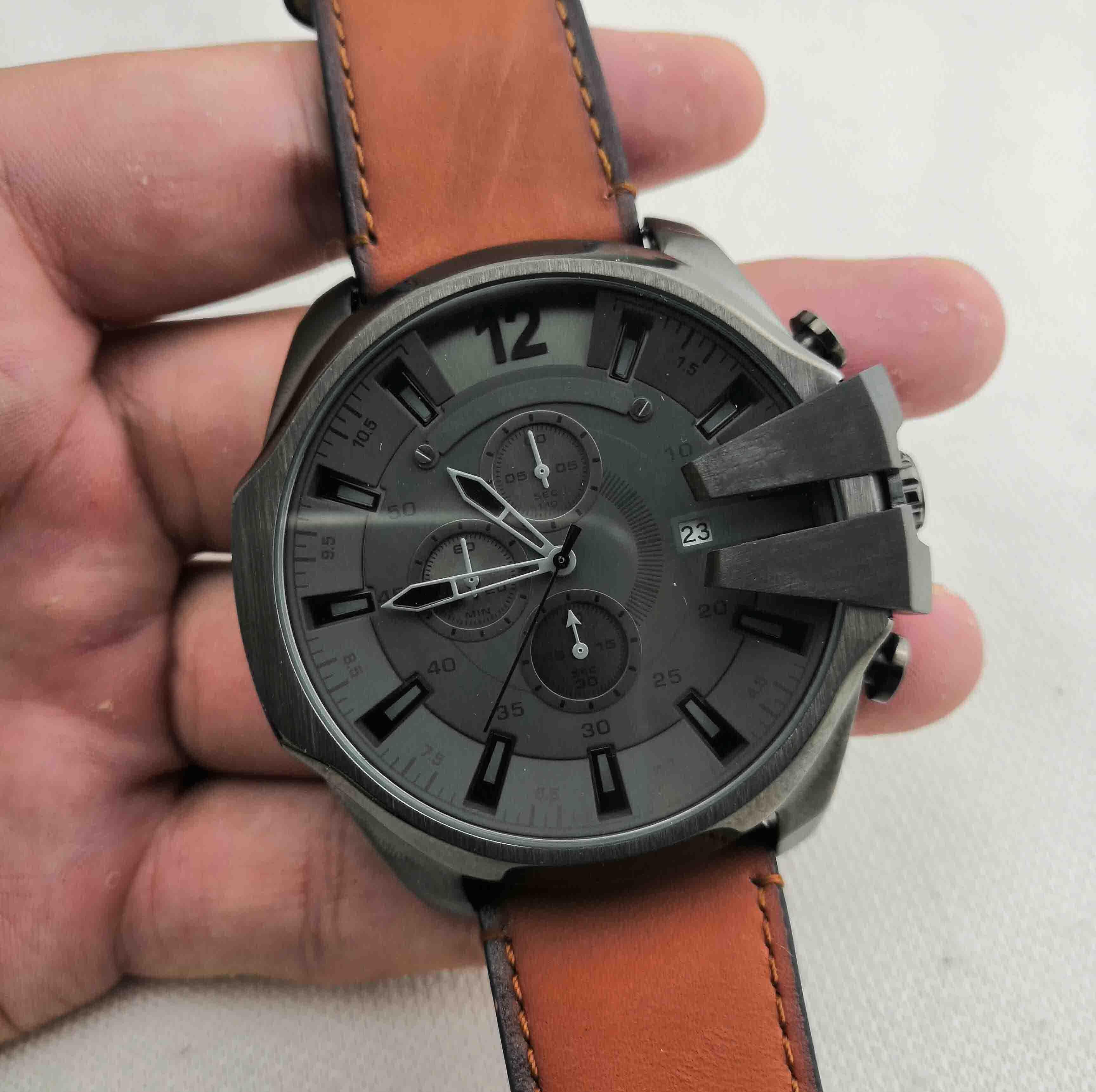 2021 سوبر الجودة الرياضية ووتش رجل ساعة اليد DZ4329 DZ4308 DZ4309 DZ4318 DZ4323 DZ4360 DZ4500 DZ4485 DZ4328 DZ4466