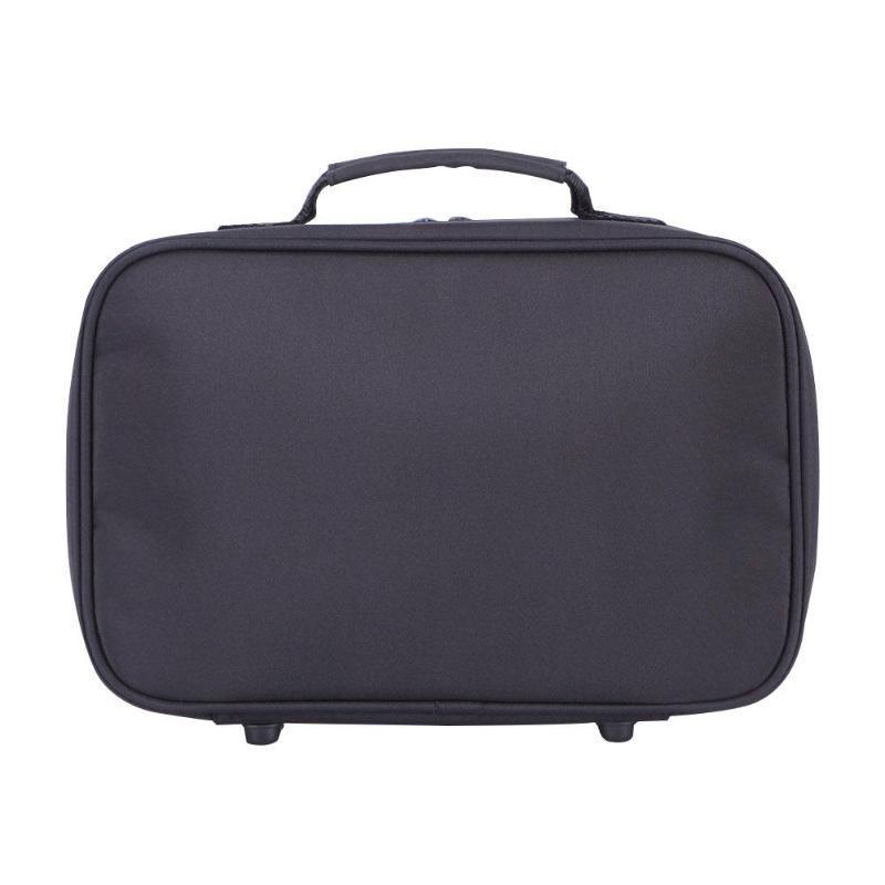 Sacos Business Saco Kit De Armazenamento Caso Ferramenta Makeup Bag Faça Hospedaria Cosméticos Levando Cabeleireiro Handbag Case Viajar para cima Organizador Ueocj