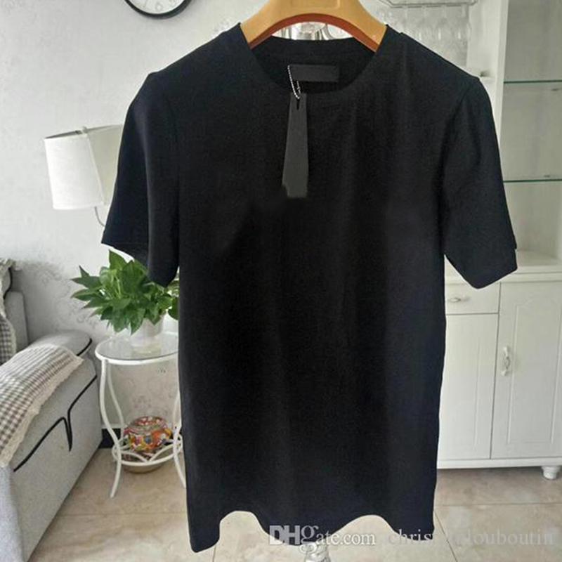 Últimas mens camisetas Verão Designer t-shirt reta fogo vermelho streetwear mulheres de algodão t tees de algodão