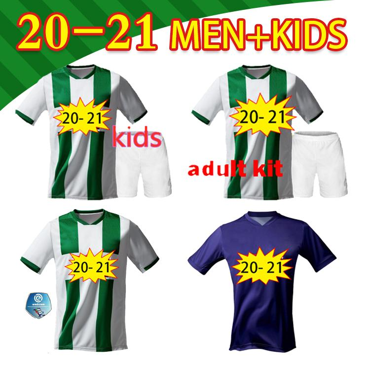 Taglia S-4XL 20 21 21 FC Groningen Camicia da calcio Casa Away Robben 2020 2021 Groninga Zeefuik Daishawn Reduce Reduce Camicie da calcio Maillot de Piede