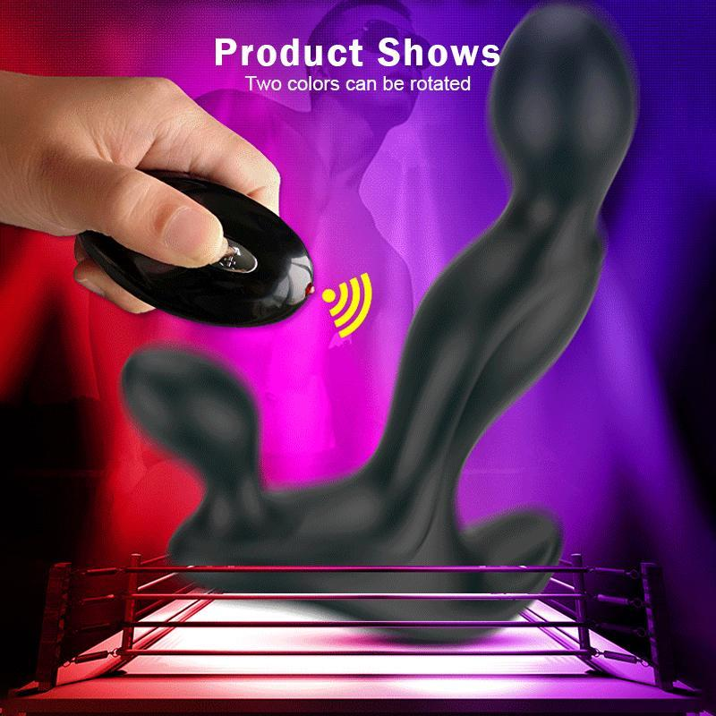 Spot Sex Anal Plug g Prostate Anal Gay Strapon Toys Vibrador para juguetes Massager Massager Dildo Adultos Copa Sexo Enchufe Vibrador Hombres Y200422 BREJ