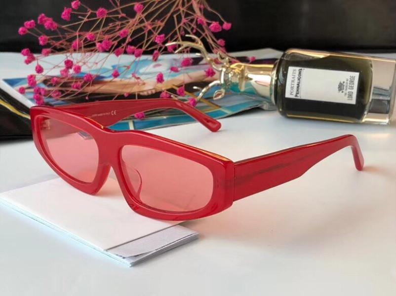 جديد 0145 مصمم النظارات الشمسية السيدات الأزياء الشعبية الخاصة نمط UV400 حماية عدسة الإطار الكامل أعلى جودة تأتي مع القضية واليدوى