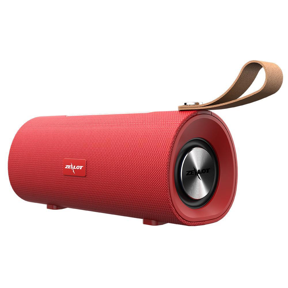 ستيريو بلوتوث المتكلم المحمولة Bass مضخم صوت Boombox اللاسلكي دعم بطاقة TF، TWS، AUX، محرك أقراص فلاش USB بالجملة