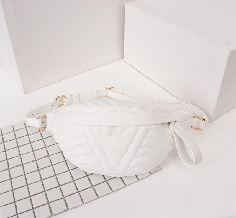 Горячие дамы мужская талия сумка роскоши дизайнерская сумка кожаные женгеры женские плечо мессенджер сумка макияж высочайшее качество 43750 S1