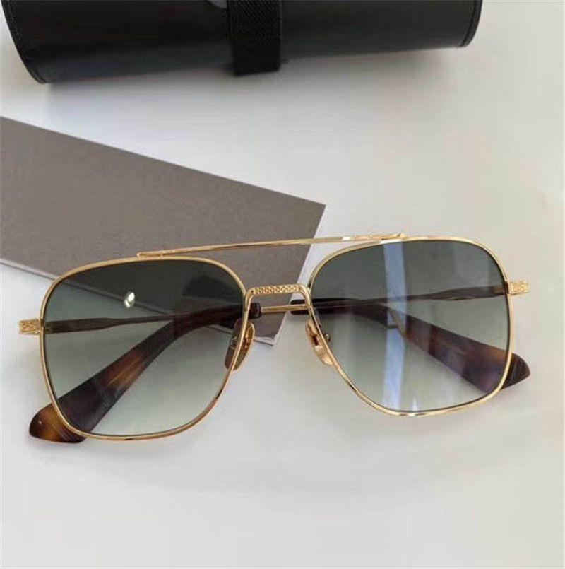 Free global logistics Flight 007 latest design classic fashion style men and women luxury sunglasses top quality UV400