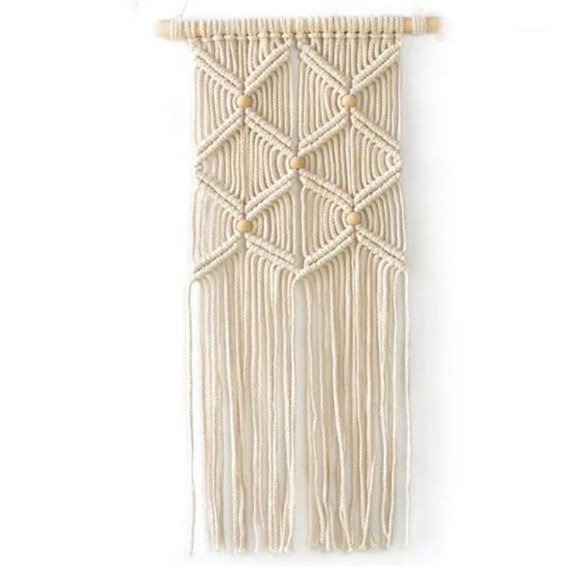 5Mmx100M Braided Cotton Rope Twisted Cord Rope Diy Craft Macrame Woven String Home Textile Accessories Craft Gift1