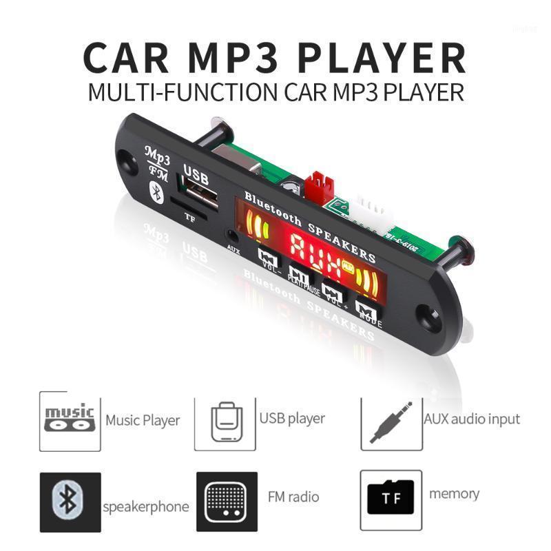 MP4 اللاعبين handfree اللاسلكية بلوتوث mp3 wma وحدة فك الصوت وحدة دعم USB TF AUX راديو FM راديو 1