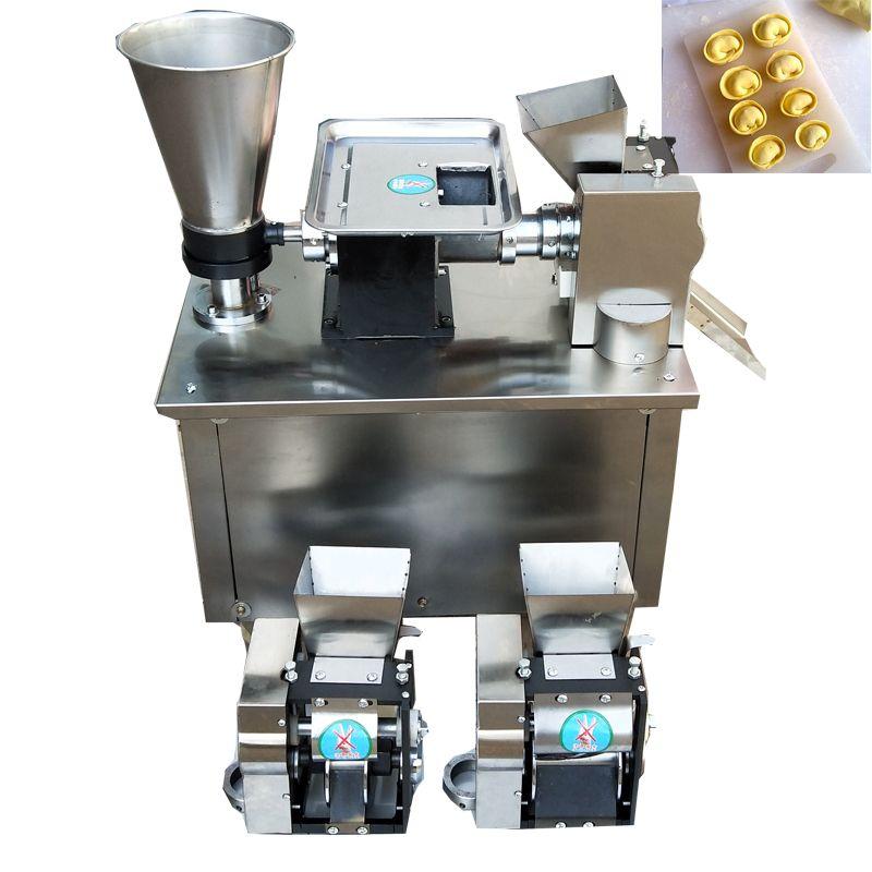 Máquina de aço inoxidável automática comercial do wrapper da máquina da máquina do envoltório da máquina de dumpling de 110 / 220V