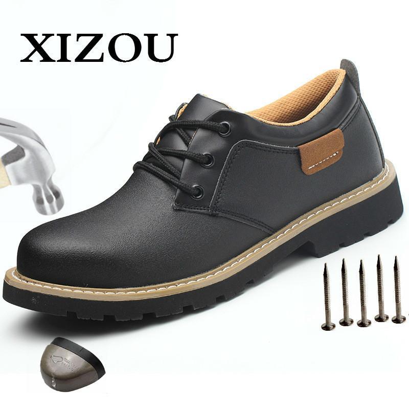 Xizou Moda Moda Steería Protector Protector Anti Rastro Calzado Ligero Transpirable Camuflaje Botas Militares Dropshipping 201127