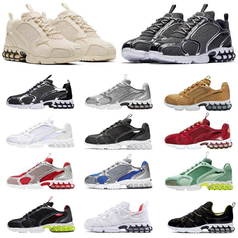 2020 سبيريدون كوكيني 59 الرجال النساء الاحذية الثلاثي الأبيض مشرق الصبار هابانيرو الأحمر رجل المدربين الرياضة أحذية رياضية الحجم 36-45