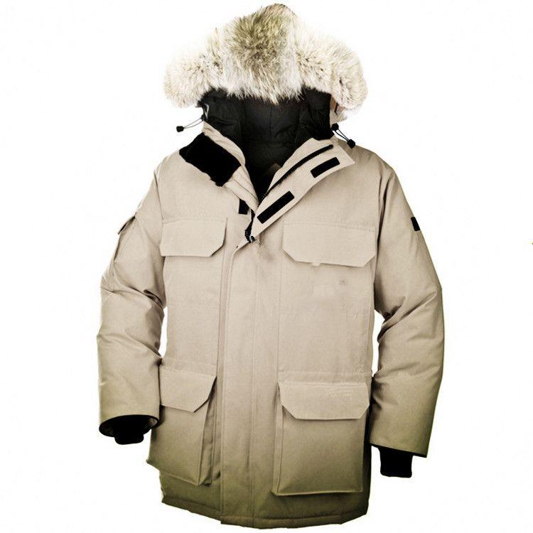 Herrenjacke Parka Männer Frauen Klassische Casual Down Jacke Mäntel Herren Outdoor Warme Feder Winter Herren Winterjacke