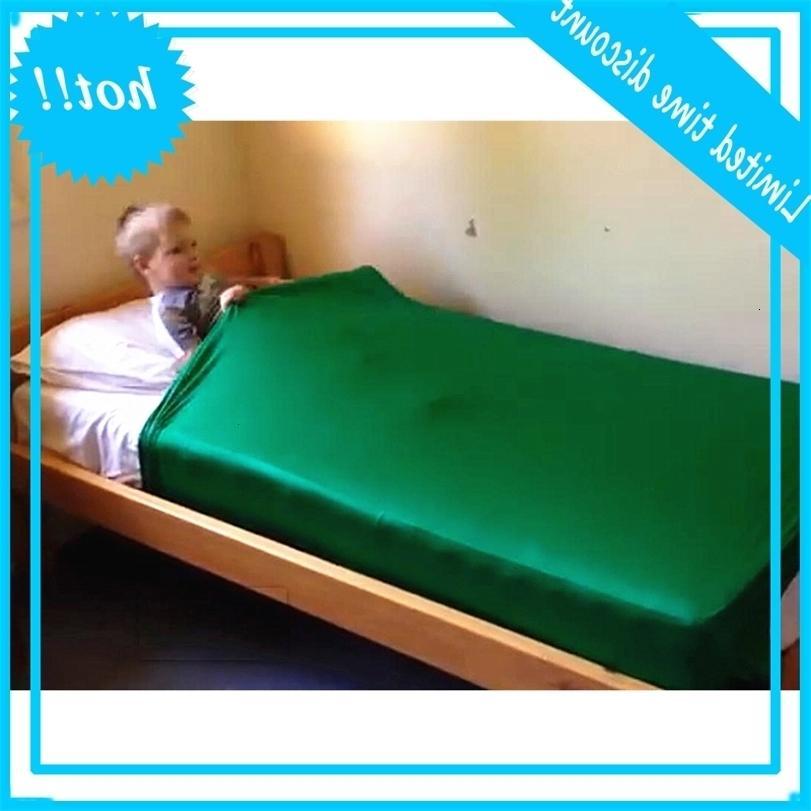 Likra Yatak Çocuk Sayfası Sıkıştırma Battaniyesi Duyusal Entegrasyon İçin Harika Otizm, DEHB
