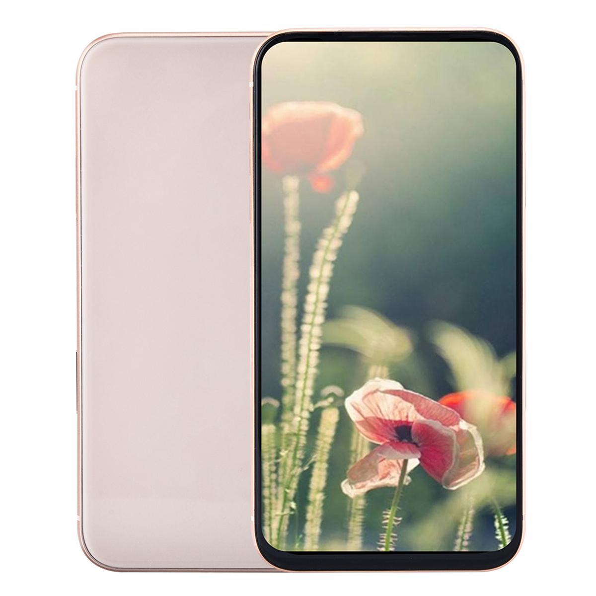 4G LTE I12 PRO MAX 512GB 256GB Smart Phone 64-Bit Octa Core MTK6753 2 ГБ 16 ГБ + 32 ГБ 6,7 дюйма Все экран HD + Android OS Личности ID беспроводной зарядки 12MP камеры GPS Smartphone