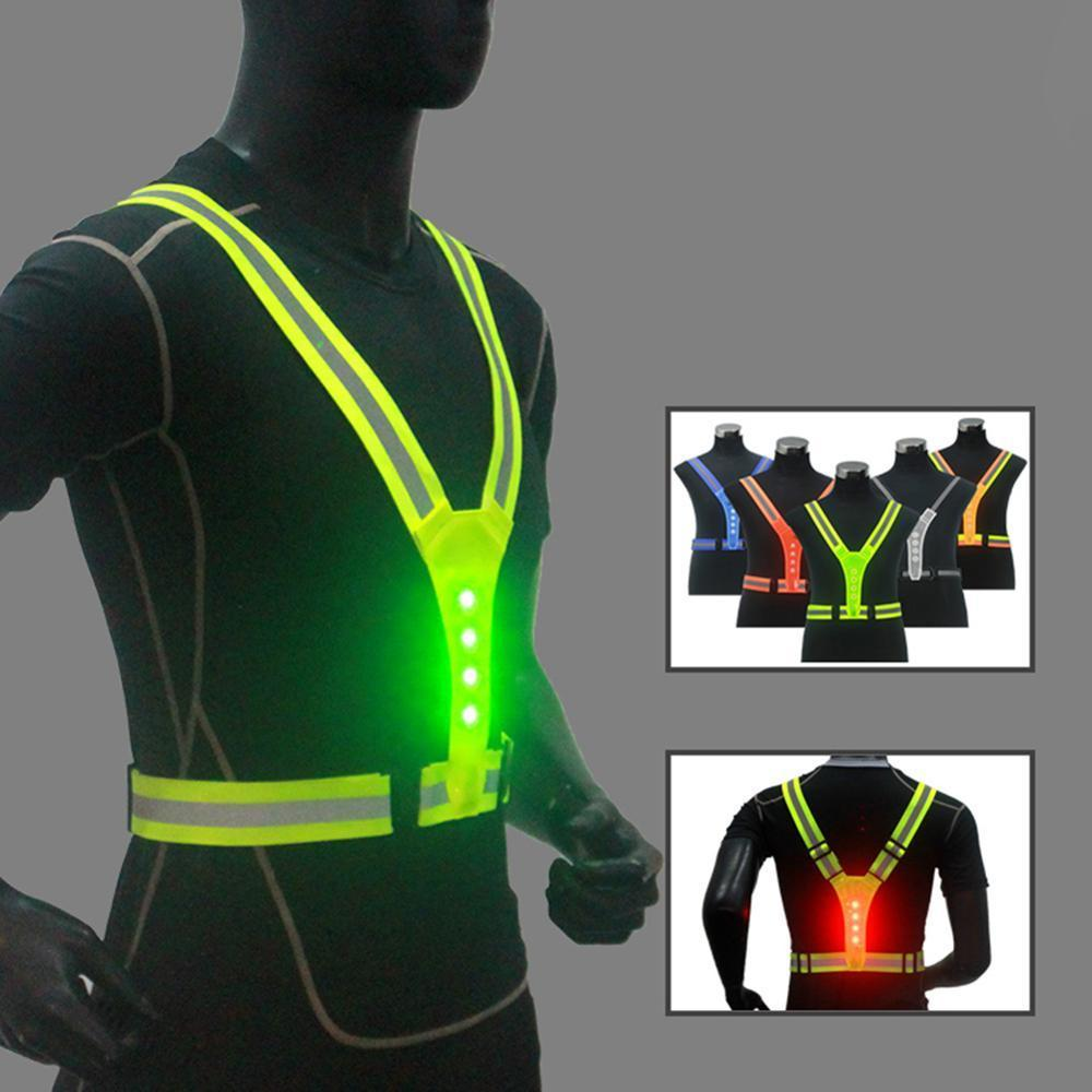 Motorcycle and motorcycle bullet proof vest reflective protection adjustable safety high visibility bullet proof vest night scratch speed